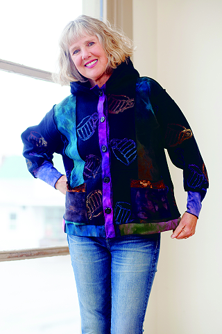 Meg Staley ~ Free Flowing & Comfortable Fashion